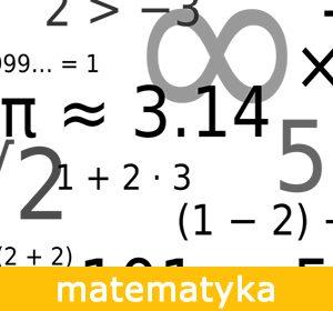 Matematyki się nie boimy
